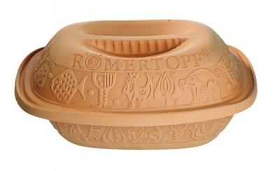 Garnek rzymski Römertopf Klasyczny Standardowy