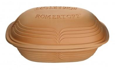 Garnek rzymski Römertopf Moderlook duży