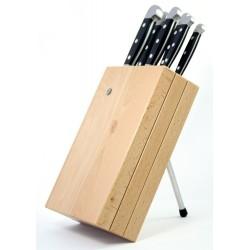 Blok marki Guede Solingen model Milly na 6 noży